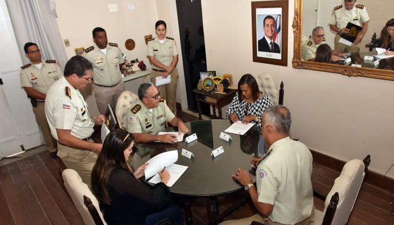 Assinado termo de cooperação técnica para implementação do sistema de ensino CPM em Prado