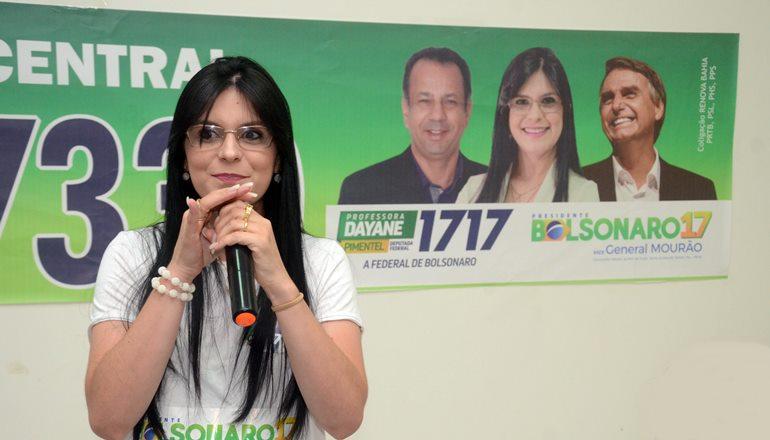 Presidente PSL/Nacional se reúne com Professora Dayane e articularam estratégias para PSL/Bahia
