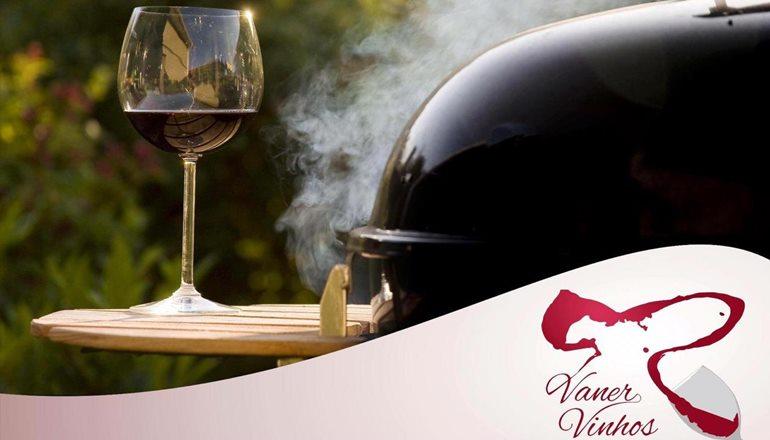 Vaner Vinhos promoverá a Grande Harmonização; o evento contará com um delicioso churrasco na brasa