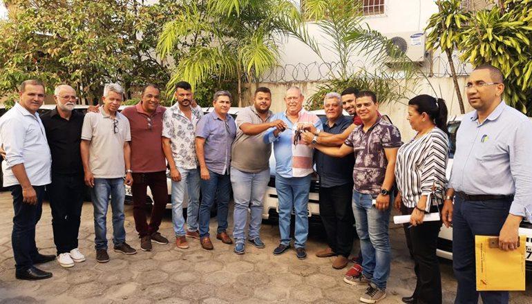 Poder Legislativo devolve 08 carros seminovos para Prefeitura Municipal de Teixeira de Freitas