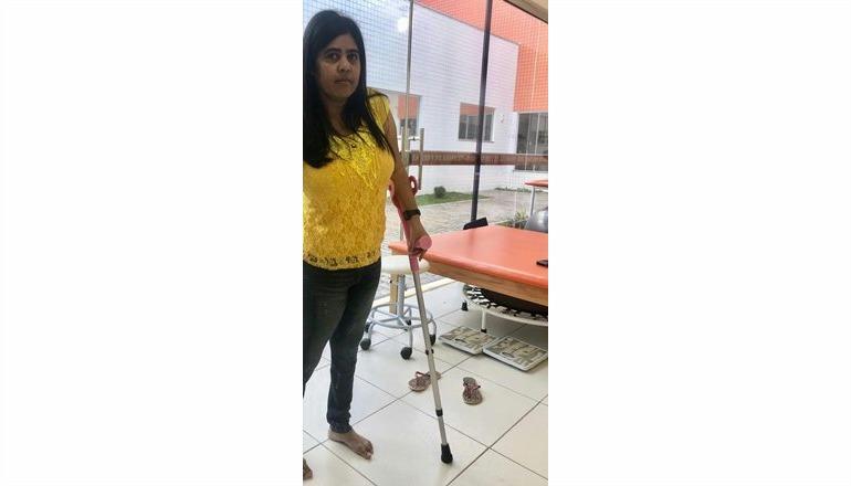 Moradora teixeirense luta contra doença rara e precisa de ajuda para fazer o tratamento; o procedimento é feito fora do Brasil e é muito caro