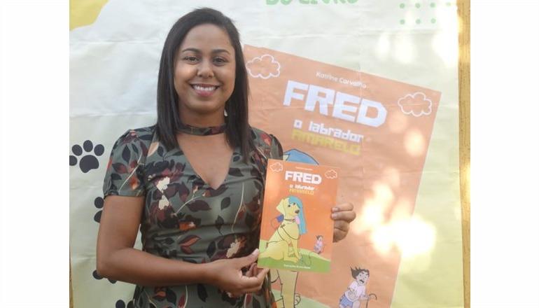 Professora e escritora teixeirense lança seu primeiro livro infantil e se surpreende pela ótima aceitação da obra no mercado