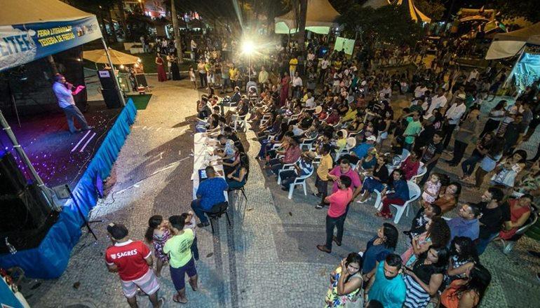 Audições do VOZES acontecem nesta sexta-feira (20) em Teixeira de Freitas