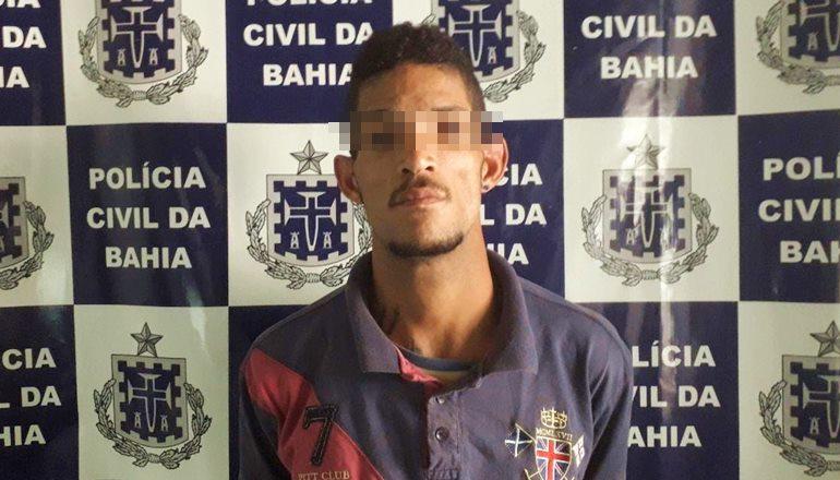 Homem acusado de violência doméstica contra a própria mãe é preso pela equipe da Polícia Civil da DEAM