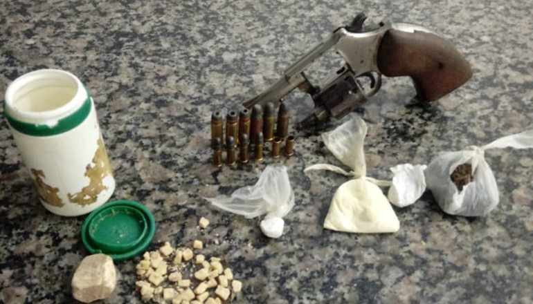 Após denúncia anônima, CAEMA descobre localidade utilizada para comércio de drogas e ocorre troca de tiros; um suspeito foi morto