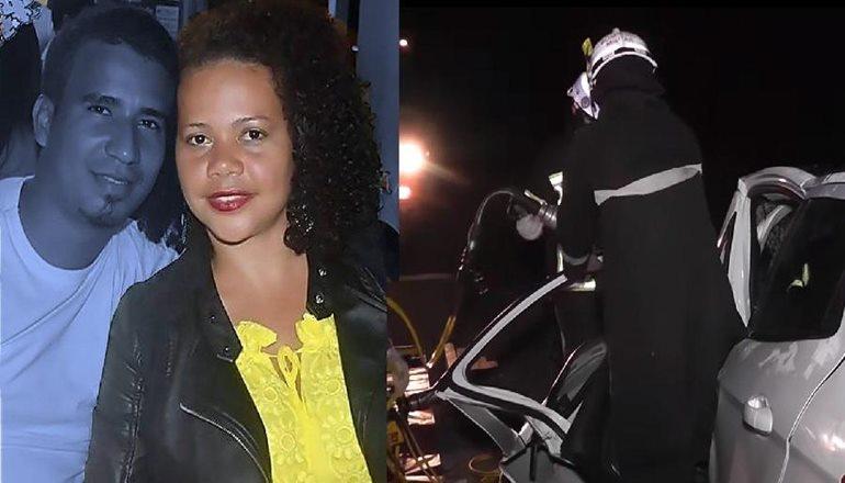 Morre Luciana Longo, 5ª vítima do grave acidente na BA290, e todas as vítimas foram identificadas