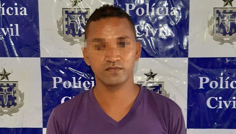 Homem é preso por estupro praticado a própria enteada em Nova Viçosa; a vítima tem apenas 07 anos de idade