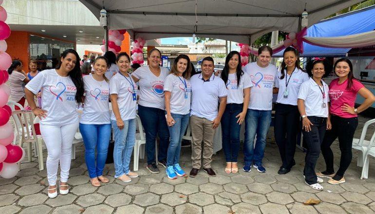 Mutirão realizou 1760 mamografias gratuitas em Teixeira de Freitas