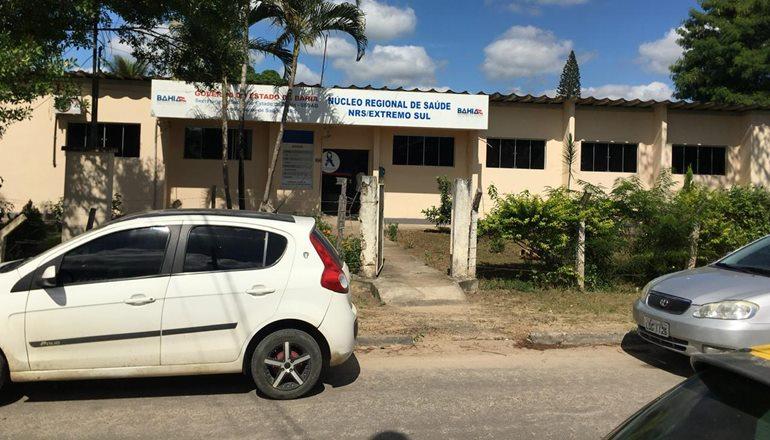 Núcleo Regional de Saúde do Extremo Sul da Bahia é contemplado pelo Estado com reforma predial de suas instalações