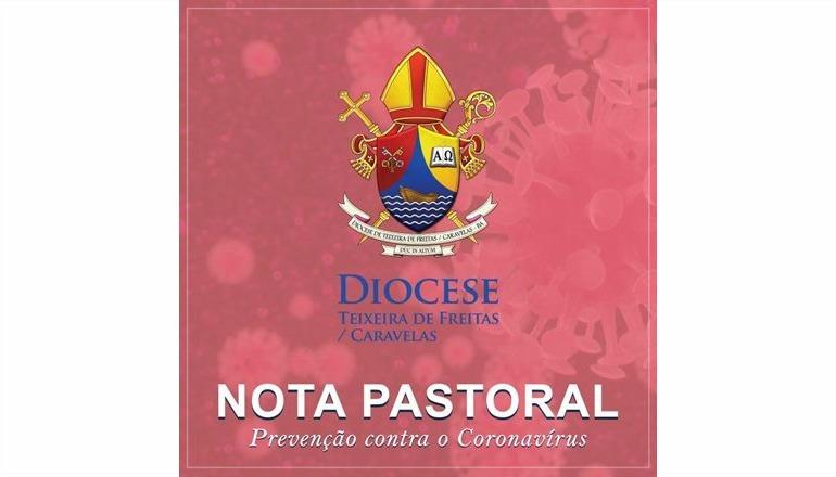 Bispo da Diocese de Teixeira emite novas normas para missas neste período de Coronavírus