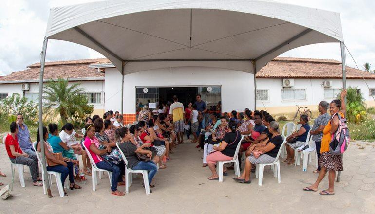 Teixeira de Freitas recebeu a 2ª fase do Programa de Rastreamento do câncer de mama