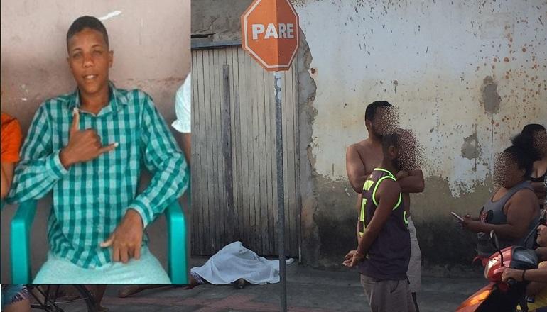 Jovem é morto a tiros no bairro Bela Vista, em Teixeira de Freitas