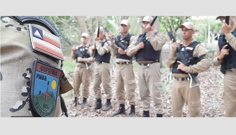CIPE/Mata Atlântica recebe Visita Técnica do I Curso de Radiopatrulhamento Tático Móvel do 42° BPM da Polícia Militar de Minas Gerais