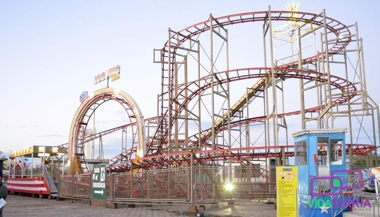 É definitivo! O American Park ficará só mais uma semana em Teixeira de Freitas; aproveite e venha se divertir!
