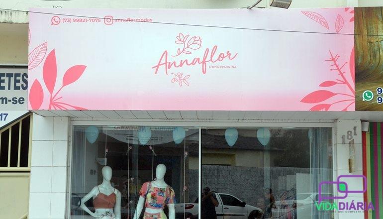 Anna Flor Modas: um novo conceito em confecções e acessórios foi inaugurado em Teixeira de Freitas